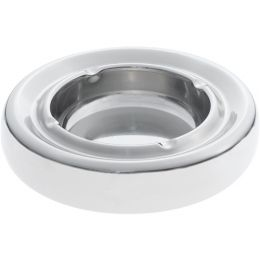 Lux Stainless Steel Cigarette Ashtray